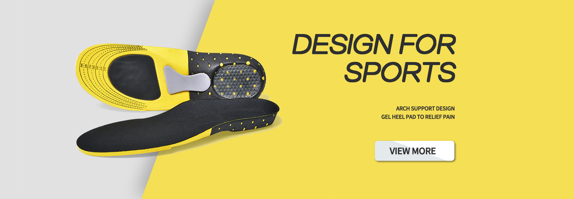Sports insole